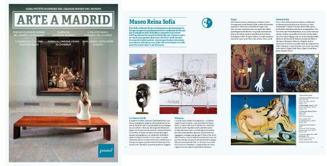 Guida Arte a Madrid