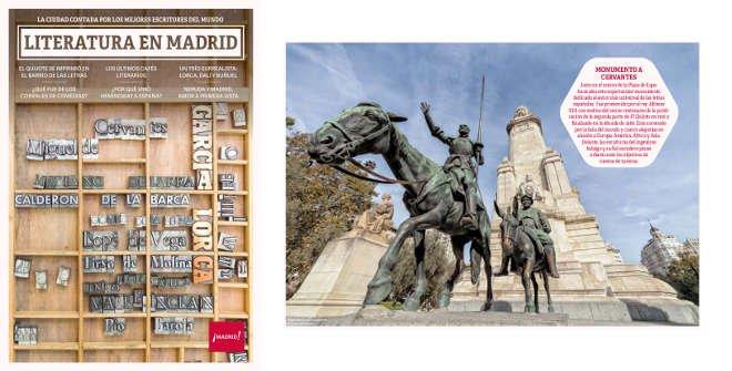 Guía Literatura en Madrid