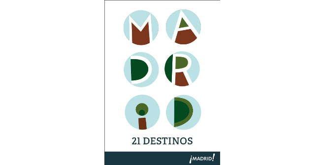 Guía Madrid 21 destinos