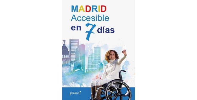 Guía Madrid Accesible en siete días