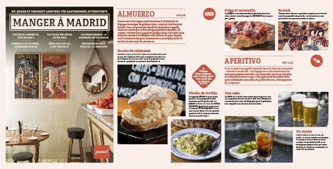 Manger à Madrid