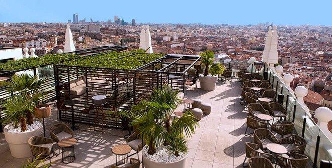 360. Terraza Hotel Riu Plaza España