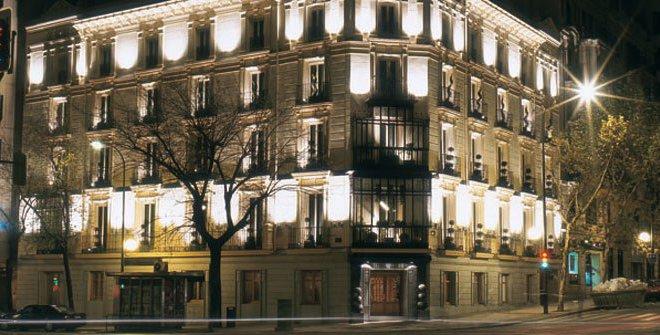 Noche Barrio De Salamanca