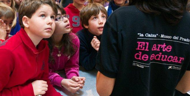 Actividades para niños en Museos - Arte de Educar