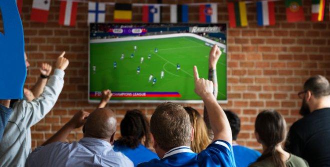 Bares deportivos en Madrid