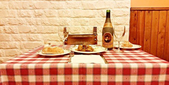Casas de comidas madrileñas