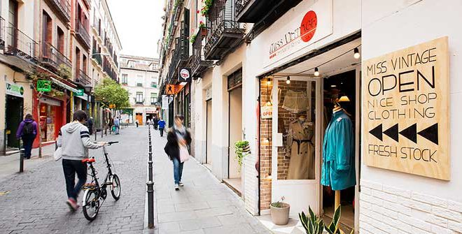 ad0d756d978 Shopping in Madrid