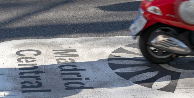 Conducción en Madrid