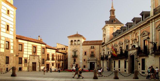 rutas turísticas por madrid. El Madrid de los Austrias