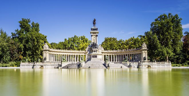 Retiro Turismo Madrid