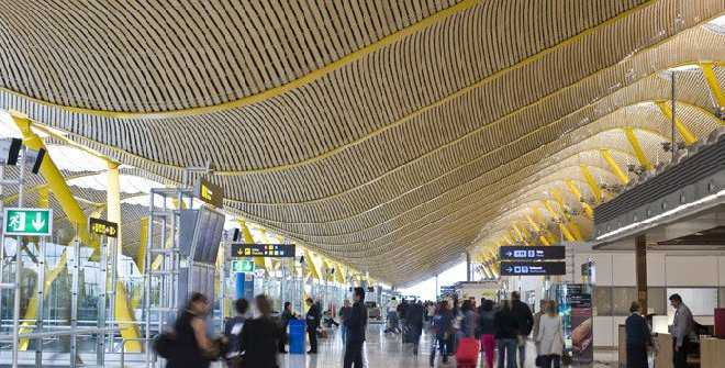 Aeropuerto de Barajas / Aeropuerto-Feria de Madrid