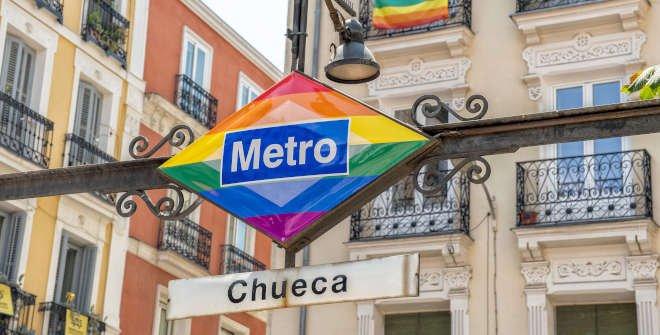 Metro Chueca