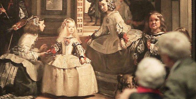 Las Meninas, Diego Velázquez. Museo del Prado.