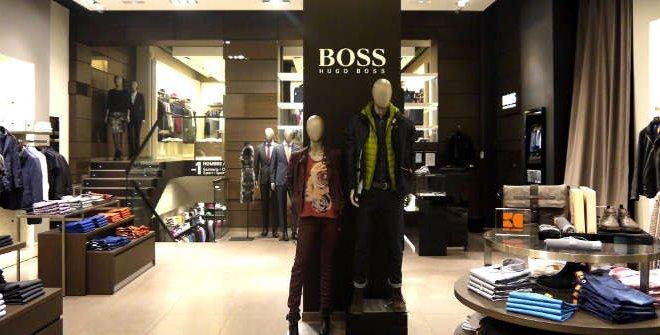Hugo Boss. Jorge Juan