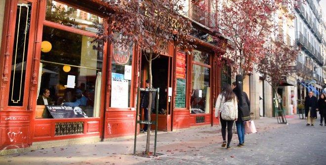 Compras: Barrio de Las Letras