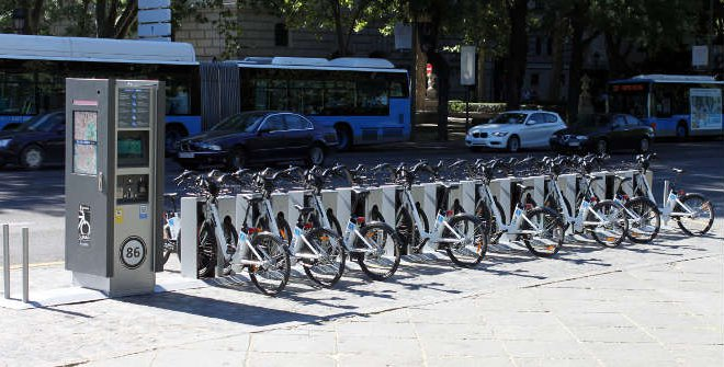 visiting plan your trip getting around rental bike hire