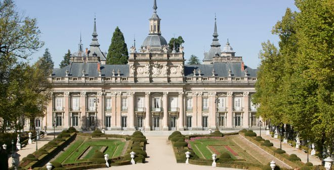 Excursiones madrid for Jardines de san ildefonso