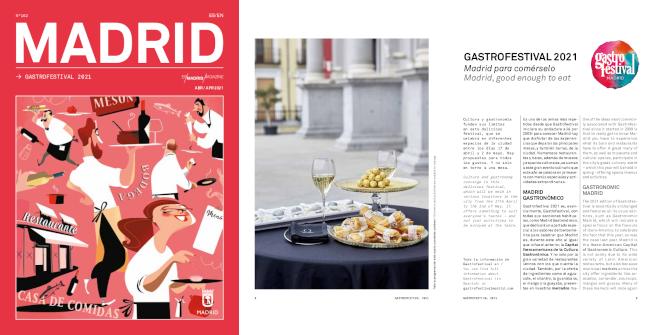 Revista esMADRIDmagazine abril 2021