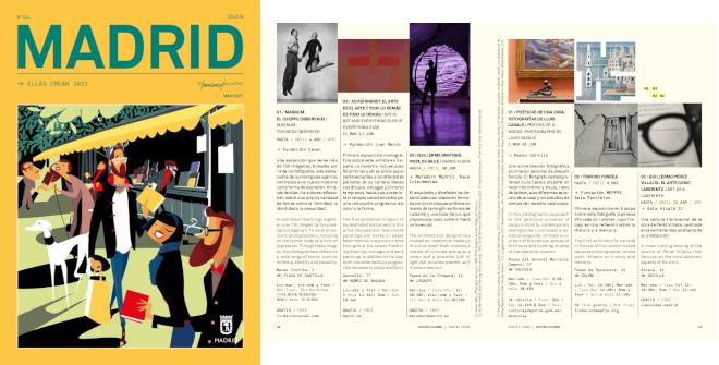 Revista esMADRIDmagazine marzo 2021