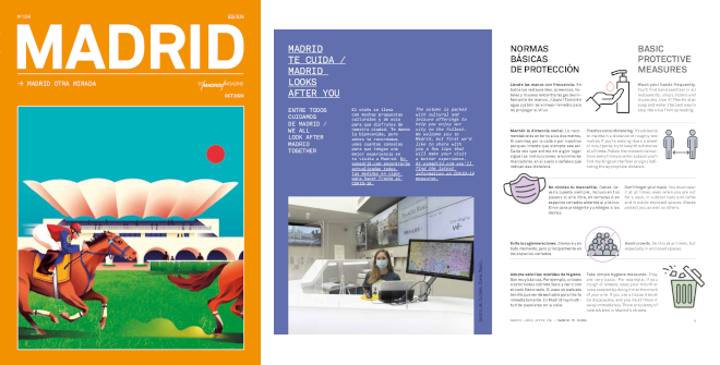 Revista esMADRIDmagazine octubre 2020