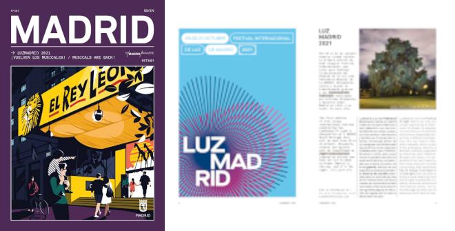 Revista esMADRIDmagazine octubre 2021