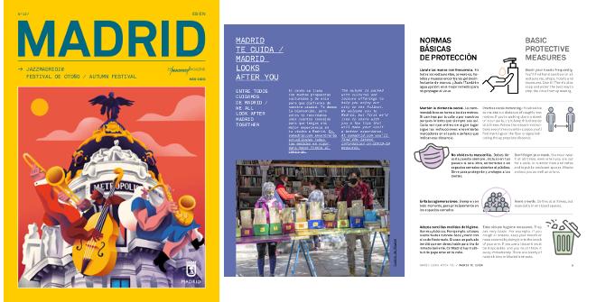 Revista esMADRIDmagazine noviembre 2020