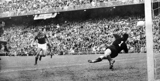 Eurocopa 1964: Final: España – URSS (2-1)Jesús María 'Chus' Pereda© Getty Images