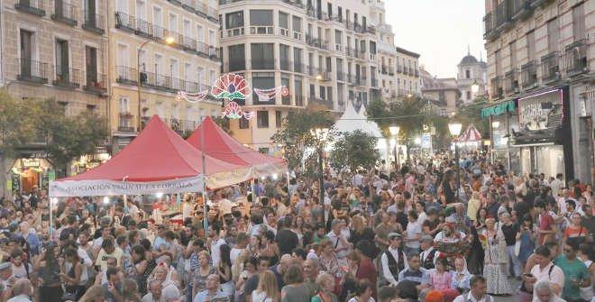 Fiestas De Agosto Madrid