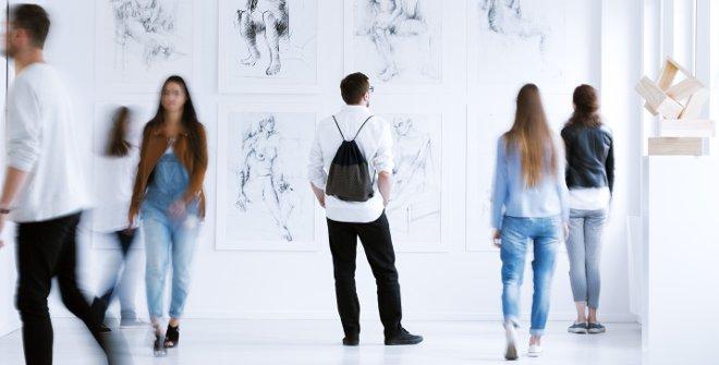 Un paseo por las galerías de arte de Madrid