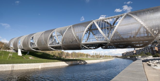 Arquitectura contemporánea en Madrid