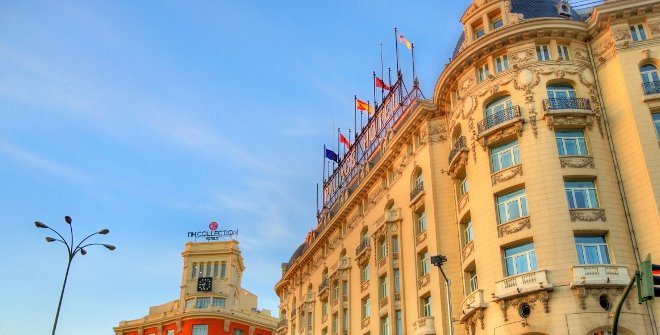 Hoteles que son palacios