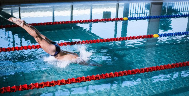 Gimnasios con piscina en Madrid