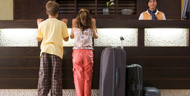 Hoteles para familias