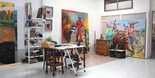 Carabanchel, un barrio con mucho arte - Juana González
