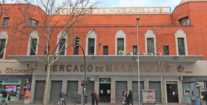 Compras: Bravo Murillo