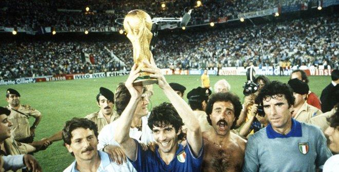 Mundial 1982: Italia – Alemania Federal (3-1)