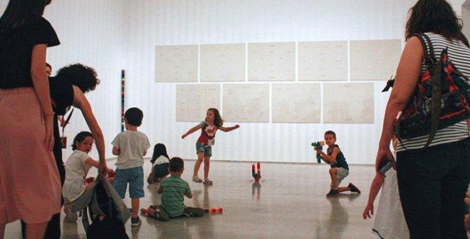 Actividades para niños en Museos - Museo Reina Sofía