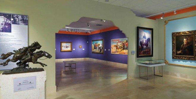 Museo Ulpiano Checa © Comunidad de Madrid