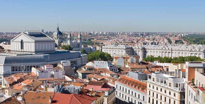 El Madrid judío