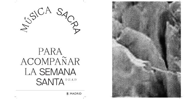 Programa oficial Semana Santa Madrid 2019