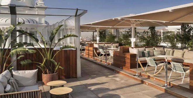 Terrazas En Madrid Centro Para Cenar