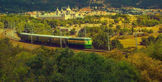 El Tren de Felipe II