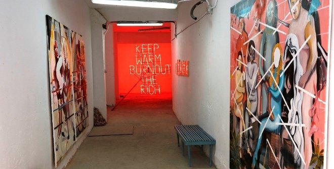 Carabanchel, un barrio con mucho arte - U Studio