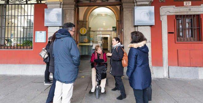 Visitas guiadas accesibles Madrid 2018