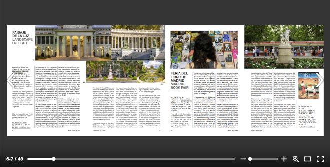 Revista esMADRIDmagazine septiembre 2021 en ISSUU