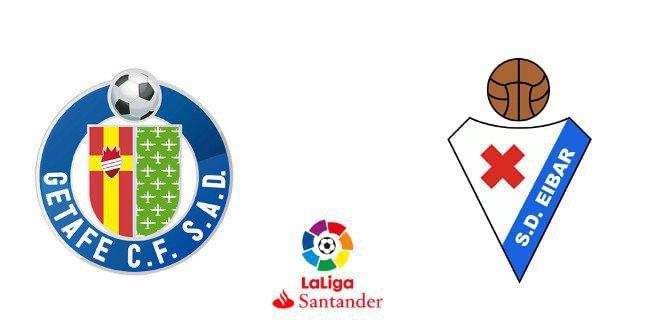 Getafe CF - SD Eibar (Liga Santander)