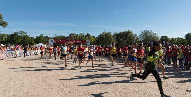 Corre por la esclerosis múltiple