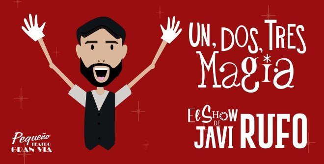 1, 2, 3... ¡Magia!
