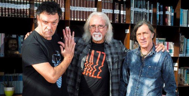 20 años. Benavent, di Geraldo y Pardo© Ernesto Cortijo Ballesteros