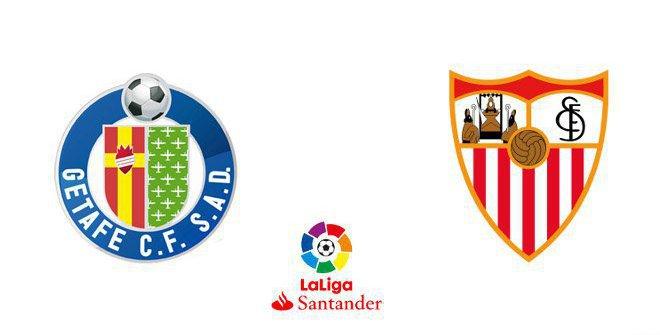 Getafe CF - Sevilla FC (Liga Santander)